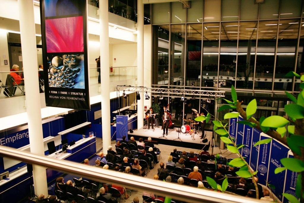 Konzert der Reihe Musik - Mensch - Medizin am 12.02.2015